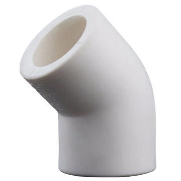 PPR熱熔彎頭(45度) DN32 (白色或灰色)