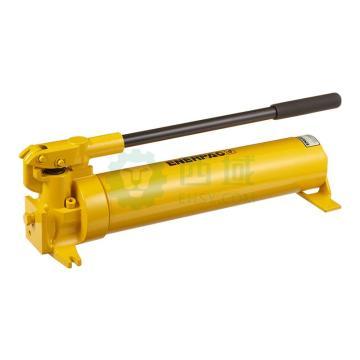 恩派克ENERPAC 轻型手动泵/手动液压泵,双速,700bar,P-802