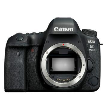 佳能 相机 EOS 6D Mark II /6D2(EF 24-105II+EF 50 F1.8 STM)双镜头套装 单位:套