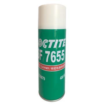 乐泰 精密电器清洗剂,LOCTITE SF 7655 ,400ml/瓶