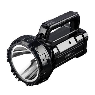 久量 7045B LED强光手电筒,5W 远射手电探照灯,充电式 市电直充 手提灯,单位:个