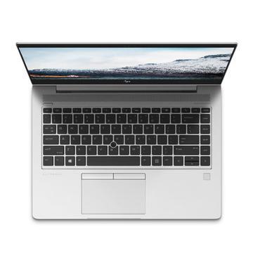 """惠普 笔记本电脑,830 G5 i7-8550U(1.8 GHz/8 MB/四核/13.3"""" FHD(1920X1080)含电脑包鼠标"""
