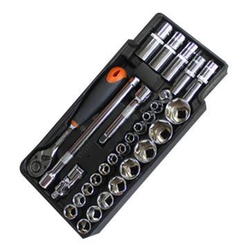 套筒套装,12.5mm系列 29件套,S025023