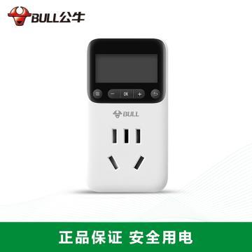 公牛定时器插座 GND-1(新国标)