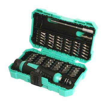 宝工 Pro'skit 57合1维修螺丝起子组,SD-9857M,拆机工具