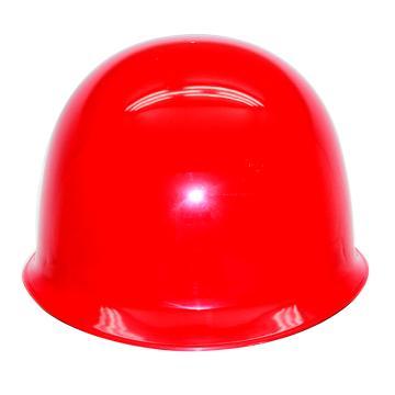 安铠迅 安全帽,GY-A2-红(同一系列30顶起订),头盔式ABS安全帽 红色