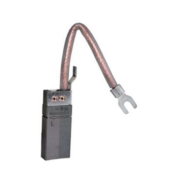 摩腾/Morteng 湘电二代发电机接地碳刷,RS93/EH7U-12.5*25*64-L