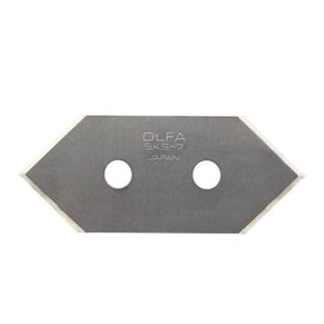 OLFA 斜口刀片,45°5片装,MCB-1