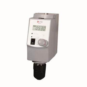 电子搅拌器,数显型,顶置式,OS20-Pro,最大搅拌量:20L,转速范围:50-2200rpm(不含搅拌桨和支架)