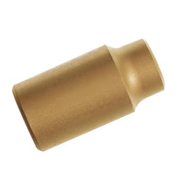 """防爆套筒,3/8""""系列,10mm 铝青铜,1503A-10A"""