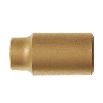 """防爆套筒,1/2""""系列,19mm 铝青铜,1503B-19A"""