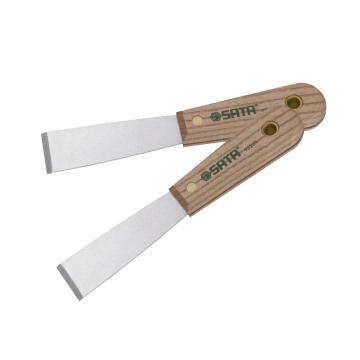 世達刮刀,木柄,95201