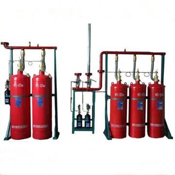 剑安 管网式七氟丙烷灭火系统-90L灭火瓶组(不含药剂;最大药剂充量100.8公斤)