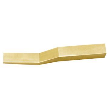 桥防 防爆水泥弯铲,铍青铜,200*20*5mm,234-1002BE