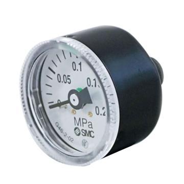 SMC 标准压力表,G46-2-01