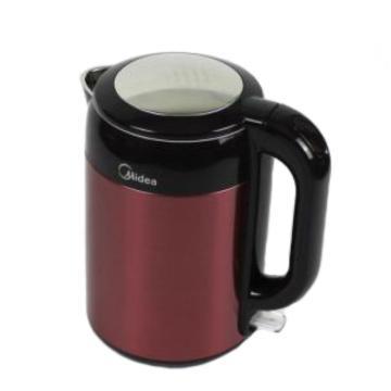 美的(Midea)MK-H215E4 电热水壶, ( 304不锈钢 6D全钢 双层防烫)  单位:个
