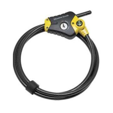 玛斯特锁MasterLock 蛇锁,8413MCND