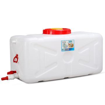 西域推荐 塑料桶长方形加厚储水桶