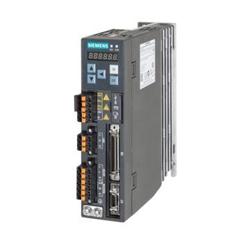 西门子/SIEMENS 6SL3210-5FB10-1UA0 基本型伺服变频器