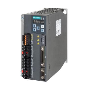 西门子/SIEMENS 6SL3210-5FB11-0UA1 基本型伺服变频器