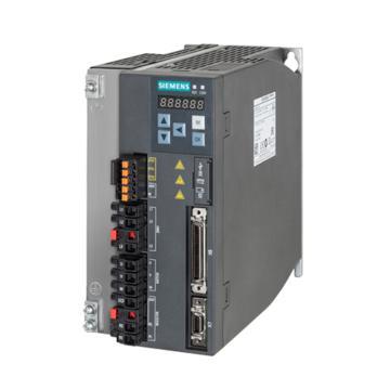 西门子/SIEMENS 6SL3210-5FB12-0UA0 基本型伺服变频器