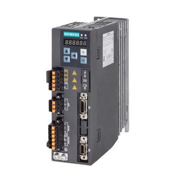 西门子/SIEMENS 6SL3210-5FB10-2UF0 基本型伺服变频器