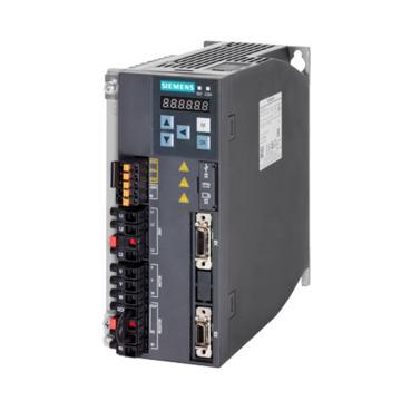 西门子/SIEMENS 6SL3210-5FB10-8UF0 基本型伺服变频器