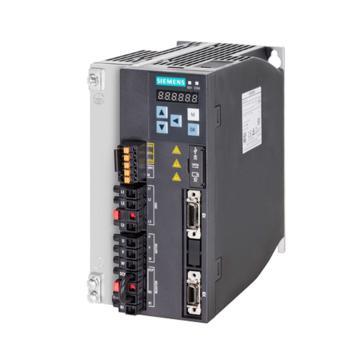 西门子/SIEMENS 6SL3210-5FB11-0UF1 基本型伺服变频器