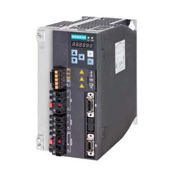 西门子/SIEMENS 6SL3210-5FB11-5UF0 基本型伺服变频器