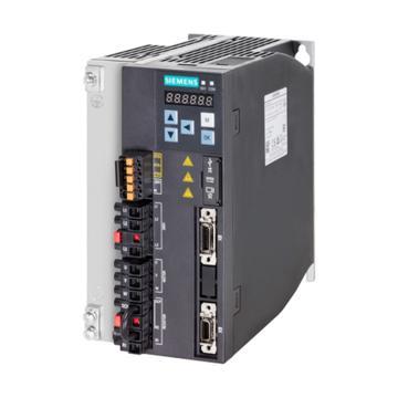 西门子/SIEMENS 6SL3210-5FB12-0UF0 基本型伺服变频器