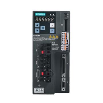 西门子/SIEMENS 6SL3210-5FE10-8UA0 基本型伺服变频器