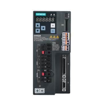 西门子/SIEMENS 6SL3210-5FE11-0UA0 基本型伺服变频器