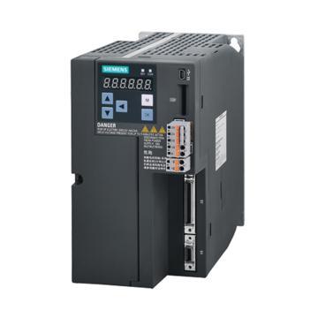 西门子/SIEMENS 6SL3210-5FE11-5UA0 基本型伺服变频器