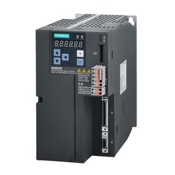 西门子/SIEMENS 6SL3210-5FE13-5UA0 基本型伺服变频器