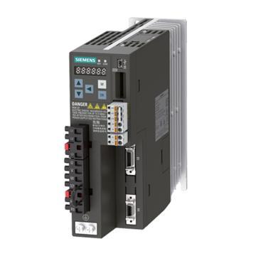 西门子/SIEMENS 6SL3210-5FE10-4UF0 基本型伺服变频器