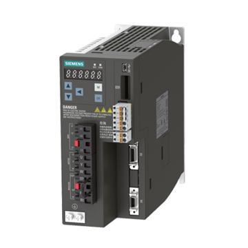 西门子/SIEMENS 6SL3210-5FE10-8UF0 基本型伺服变频器