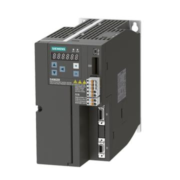 西门子/SIEMENS 6SL3210-5FE11-5UF0 基本型伺服变频器