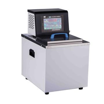 新芝恒温水油槽,数控,SC-15,温度范围:室温+5~100℃,容积:14.4L,循环泵流量:6L/min