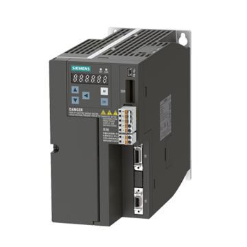 西门子/SIEMENS 6SL3210-5FE12-0UF0 基本型伺服变频器