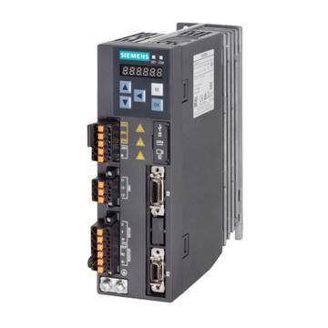 西门子/SIEMENS 6SL3210-5FB10-1UF0 基本型伺服变频器