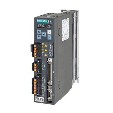 西门子/SIEMENS 6SL3210-5FB10-2UA0 基本型伺服变频器