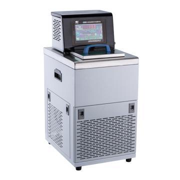 新芝 低温恒温槽,温度范围:-10~100℃、容积:7.3L、循环泵流量:6L/min,DC-1006
