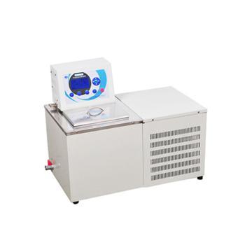 新芝 低温恒温槽,温度范围:-40~100℃、容积:7.3L、循环泵流量:6L/min,DC-4006
