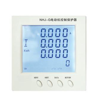众杰 低压电机保护器,NHJ-G