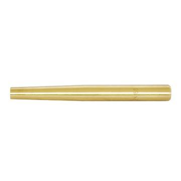 桥防 防爆圆筒状直形钎子,铝青铜,8*150mm,223E-1002AL