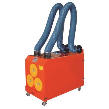 移動式焊煙凈化機,CAF-500,CAT,自動清灰型,雙臂