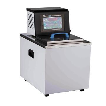 新芝恒温水油槽,数控,SC-20,温度范围:室温+5~100℃,容积:22.5L,循环泵流量:6L/min