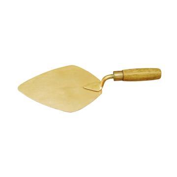 桥防 防爆抹刀,铍青铜,335mm,215A-1002BE