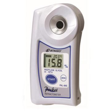 ATAGO浓度计,爱拓 丙二醇/冷冻温度(℃)浓度计,PAL-88S