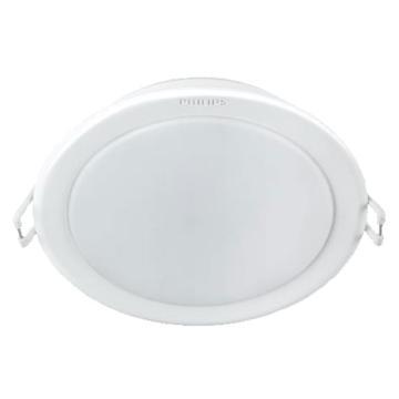 飞利浦 闪耀LED筒灯,7W 105mm 6500K白光 开孔尺寸Φ105mm,单位:个